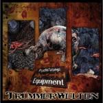Trümmerwelten – PsychoTötungsEquipment (Cover)
