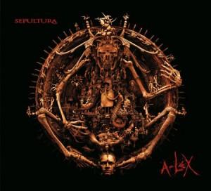 """Sepultura """"A-Lex"""""""
