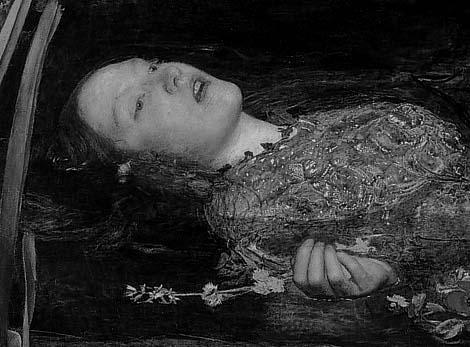 Ophelia - John Everett Millais (1851/52)