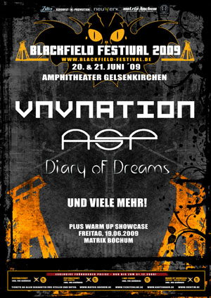 Blackfield Festival 2009