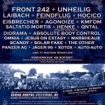 Amphi Festvial 2009 (Flyer)