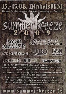 Summer Breeze 2009