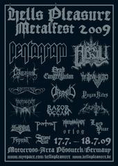 Hells Pleasure Metal Fest 2009