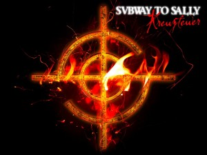 Das neue Album Kreuzfeuer von Subway to Sally