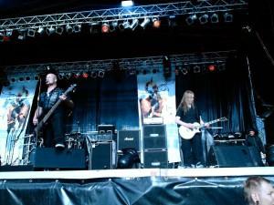 Legacy Fest - Mercenary
