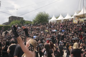 Blackfield Festival 2009 - Spaß trotz leichter Regenschauer