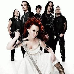 Amberian Dawn - Band