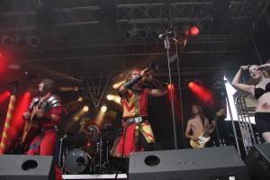 Feuerschwanz - Burgfolk Festival 2009
