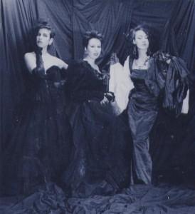 Ilona Prism, Manu Moan, Ursula Nun
