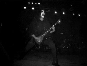 Tvangeste gitarrist