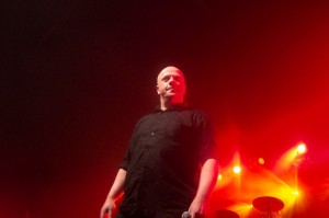 VNV Nation, live, Hamburg, 01.10.2009