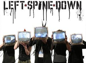 Left Spine Down