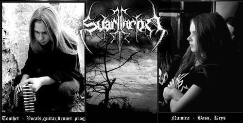 Svartthron