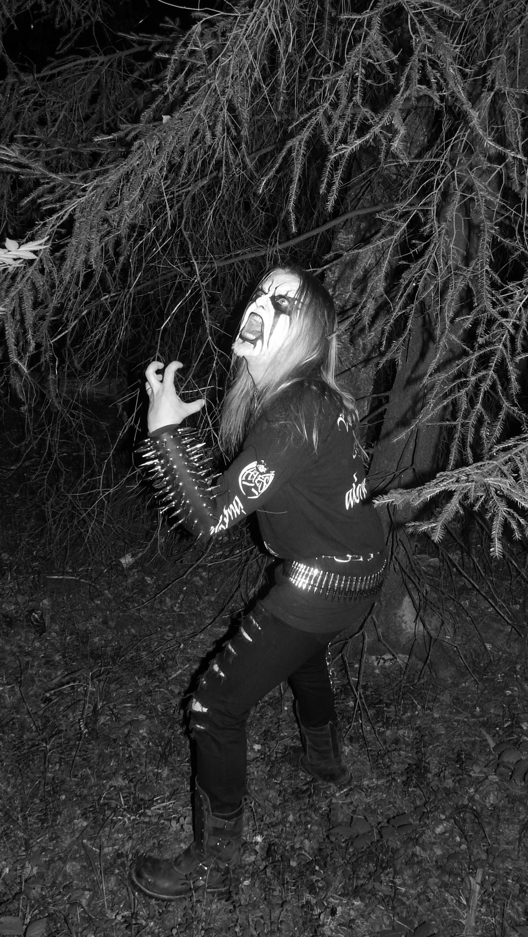 Satanic Tyrant Werwolf