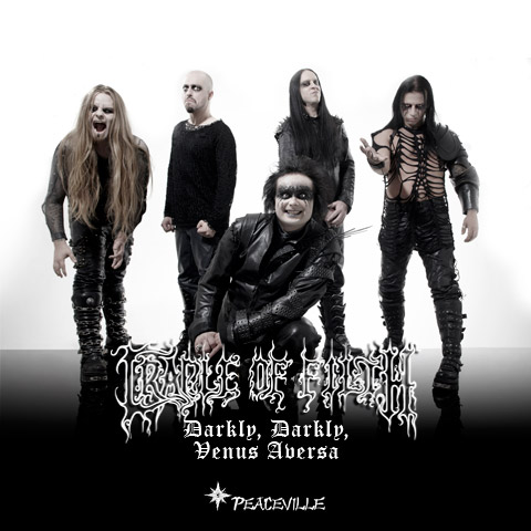 Cradle of Filth 2010