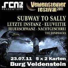 Veldensteiner Festival 2011