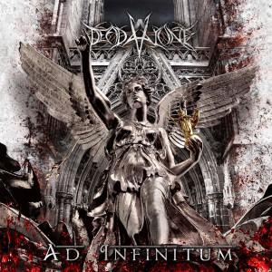 Dead Alone - Ad Infinitum (Albumcover)