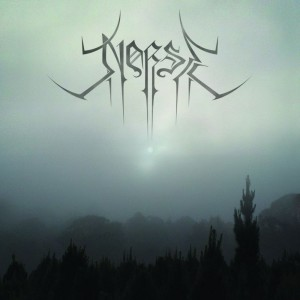 Norse - All is mist and Fog, Albumcover
