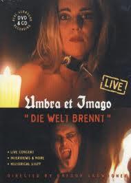 Umbra Et Imago - Die Welt Brennt (Cover)