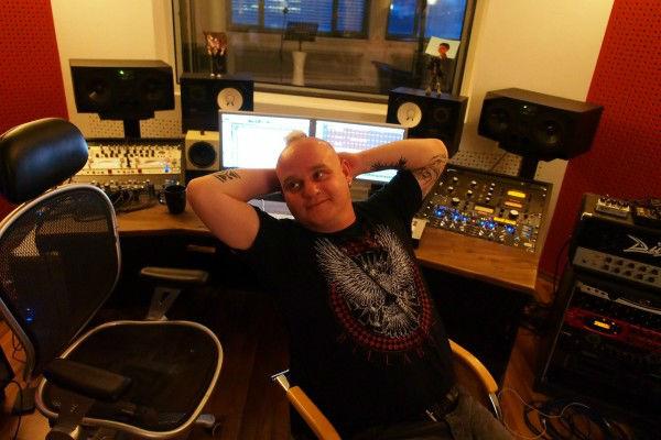 Studio Session Nimmermehr