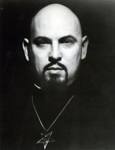 Anton Szandor LaVey - Begründer der Church of Satan (Quelle: http://www.whale.to/b/images/satanists/lavey1.jpg