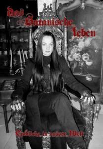 Das Satanische Leben, Buchcover mit Nancy Steklar (Quelle: www.esoterick.de)