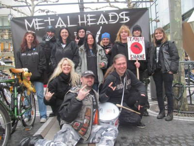 Metalheads for Sea Shepherd
