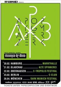 Tourdaten Apoptygma Berzerk