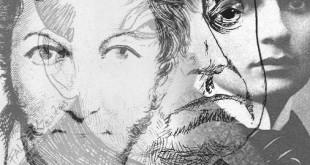 Kafka, Hoffmann & Benn, Literaten vertont.