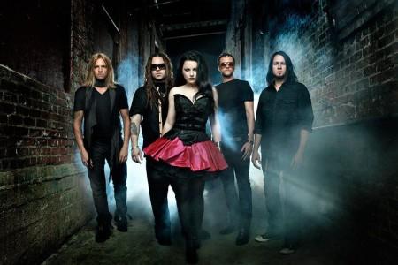 Evanescence foto quelle facebook offi Evanescence