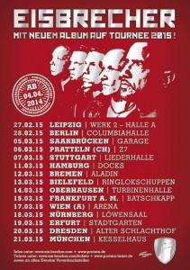Eisbrecher Tour 2015