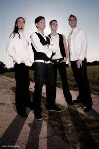 Staubkind_2010 Band