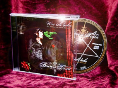 Bacio di Tosca Albumcover