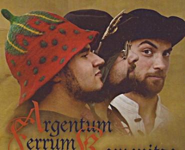 Argentum Ferrum Bandbild