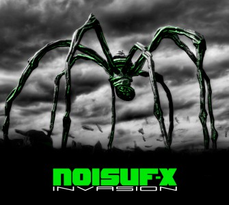 NoisufX_Invasion_Cover