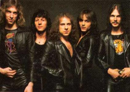 Vor gar nicht allzu langer Zeit: Die Scorpions 1978