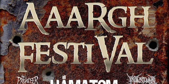 Aaargh Festival  Aaargh Festival updated their profile