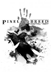 T-Shirt design Pixelbreed SOLD OUT