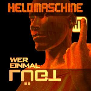 HELDMASCHINE Single Cover