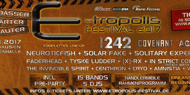 E-Tropolis 2017