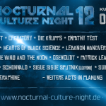 NCN12 Nocturnal Culture Night 2017