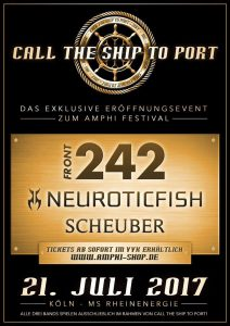 Call The Ship To Port 2017