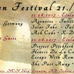 Kasemattenfestival 2017